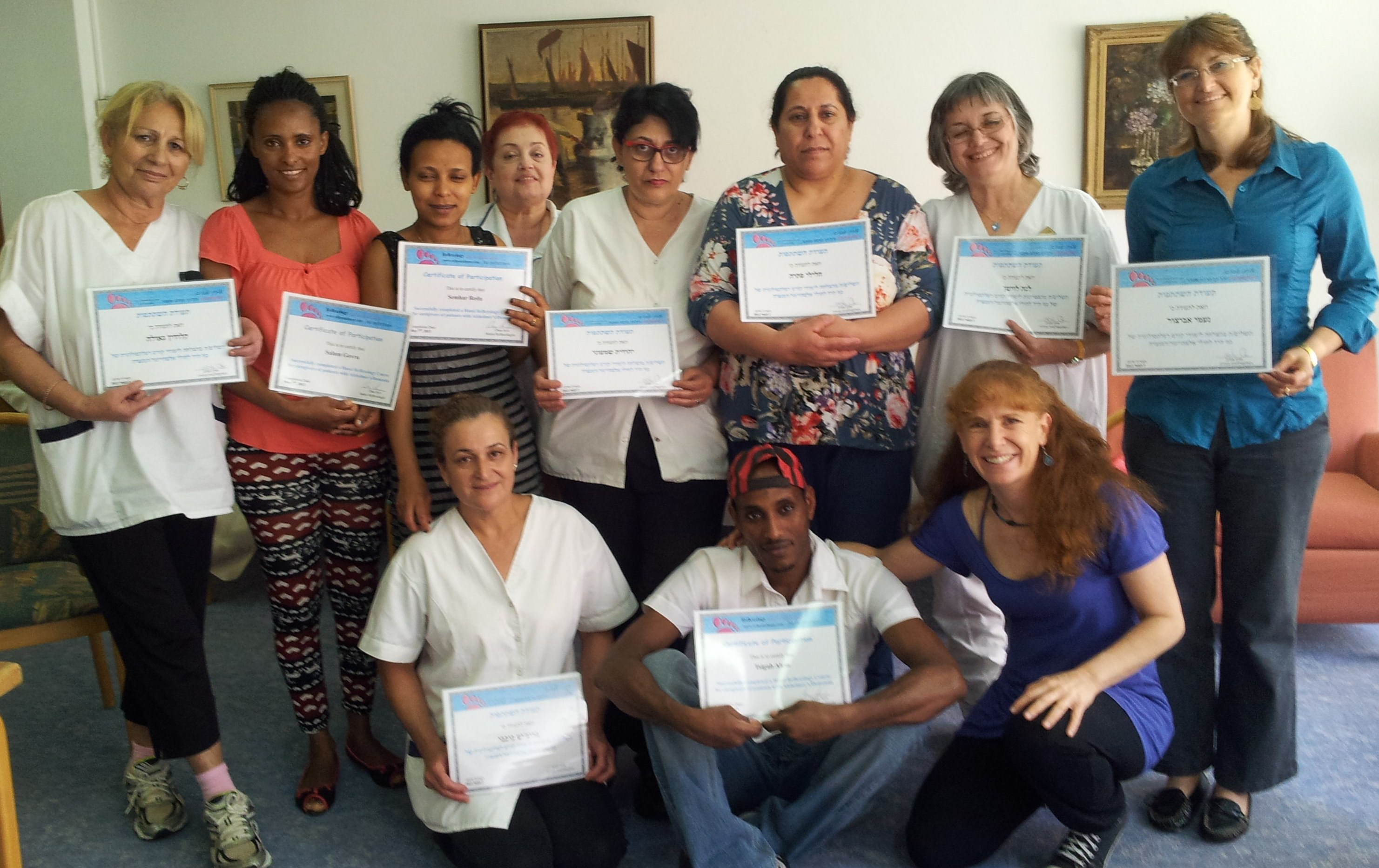 beit protea caregivers graduation cropped